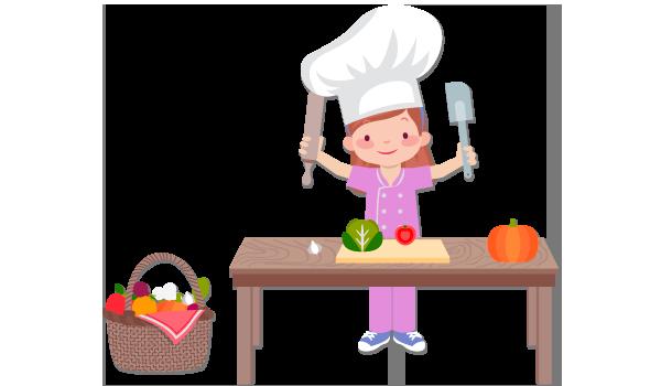 Cucina interna - Cooperativa La Cattedrale