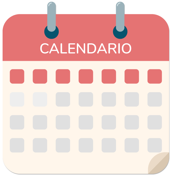 Calendario - Cooperativa La Cattedrale
